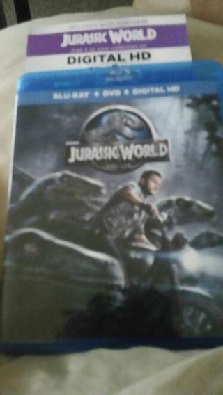 Jurassic world digital copy