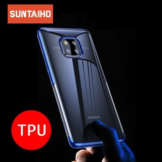 Suntaiho cover for Honor 10 for huawei mate 20 lite case TPU Soft Case for huawei mate 20 X honor 8x