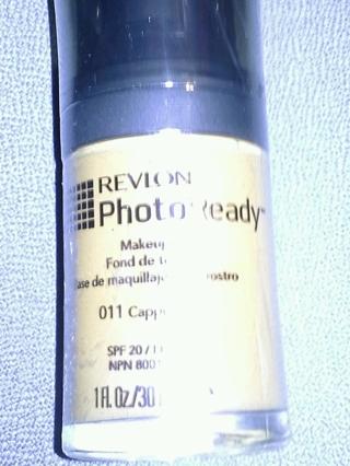 Revlon PhotoReady Makeup - 1 fl oz - # 011 Cappuccino