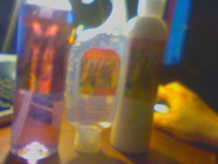 avon lavender and chamomile set
