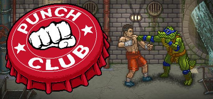 Punch club (Steam game key)