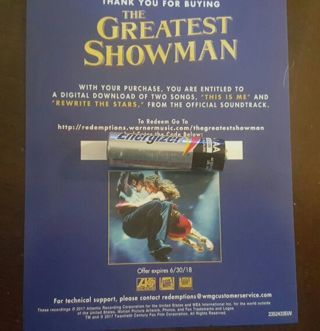 The Greatest Showman 2 song music download