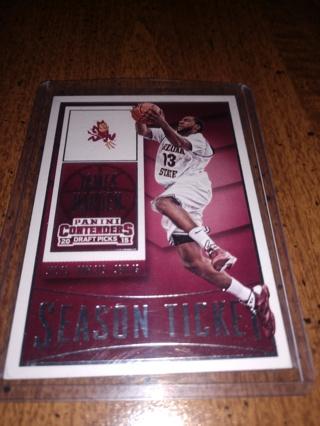 2 Card lot basketball James harden NBA veteran