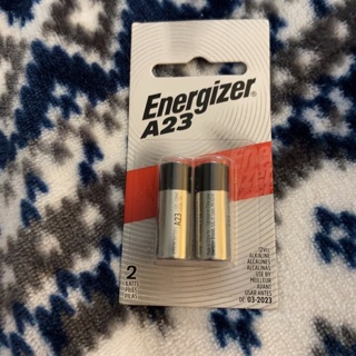 Size A23 Energizer Batteries