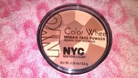 NYC color wheel