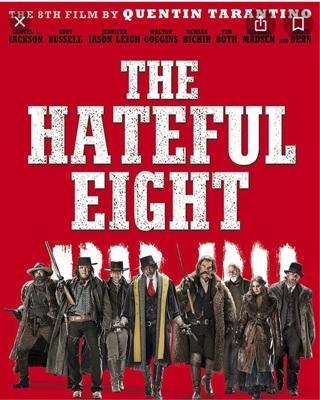 The hateful eight digital HD