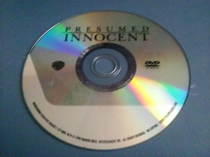 PRESUMED INNOCENT starring HARRISON FORD (DVD - Disc Only)