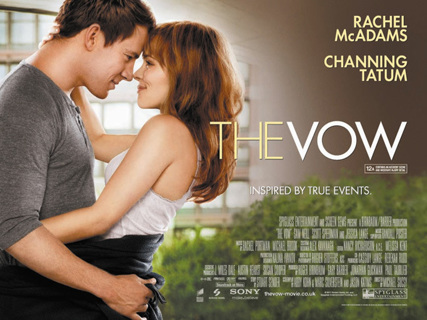 The Vow (HDX) (Movies Anywhere) vudu, iTunes, digital copy