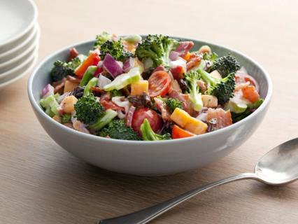 "PAUL DEEN""s broccoli salad & 8 bonus recipes"