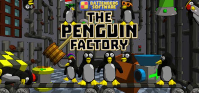 The Penguin Factory - Not bundled Full Steam game