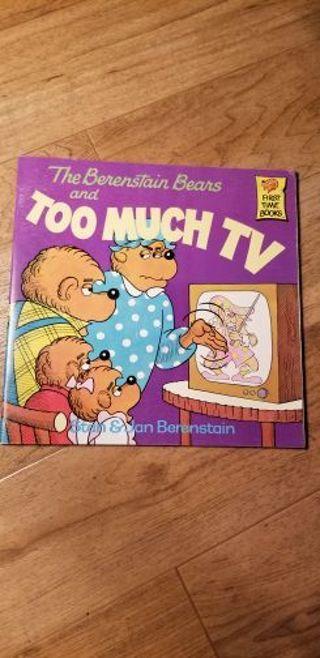 Berenstain bears book