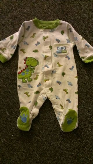 Boys Fall and Winter Clothes 0-3 months