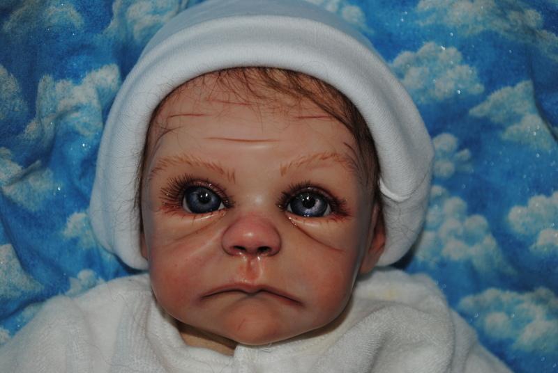 Free Ooak Reborn Baby Doll Play Doll Newborn Baby Dolls Stuffed Animals Listia Com Auctions For Free Stuff