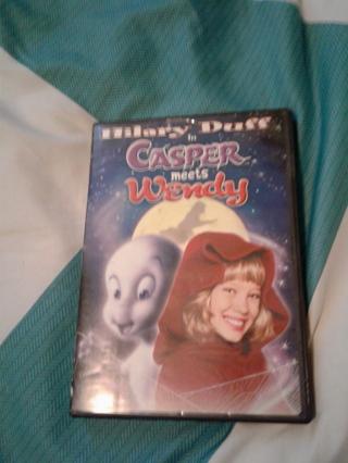 (Used) Casper Meets Wendy dvd