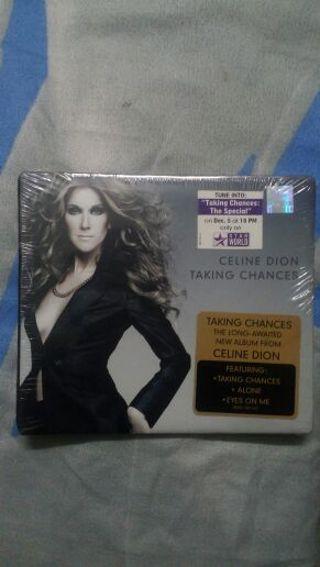 ♡ Celine Dion Album ♡ Sealed Pack ♡ ♡ ♡