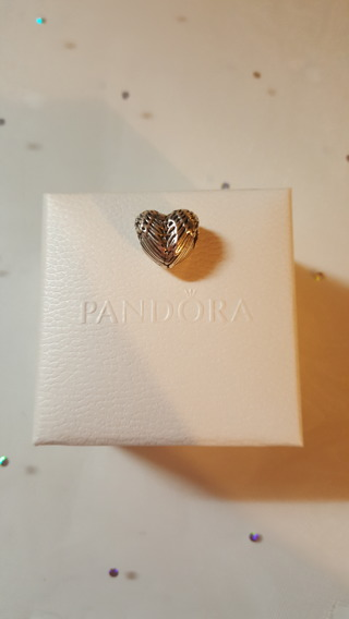 AUTHENTIC PANDORA ANGELIC FEATHERS
