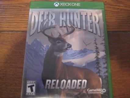DEER HUNTER RELOADED FOR XBOX ONE