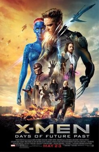 X-men Days of Future Past UV digital copy