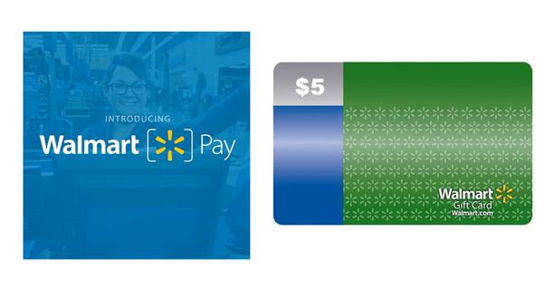 $5 Walmart e-Gift Card LOW GIN