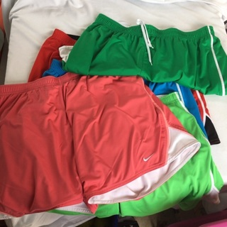 Five Pairs Of Nike Size XL 16-18 Athletic Shorts