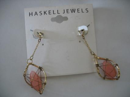 danglin earrings