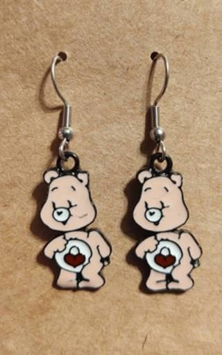 84 Character Earrings
