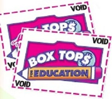 Boxtops for Education 1