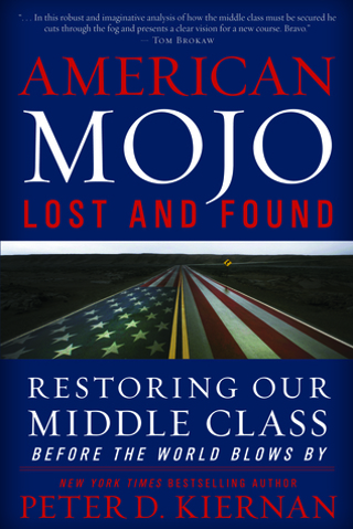 New - American Mojo: Lost and Found by Peter D. Kiernan Hardcover