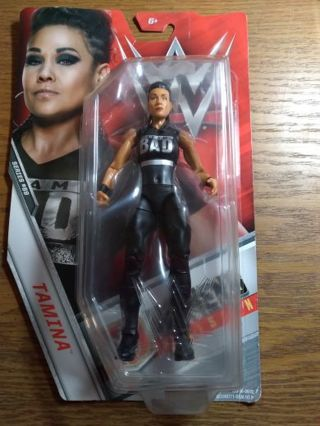 WWE Basic Tamina Series 69 Figure