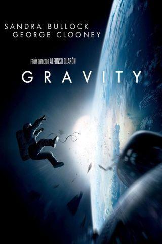 Gravity SD digital movie code