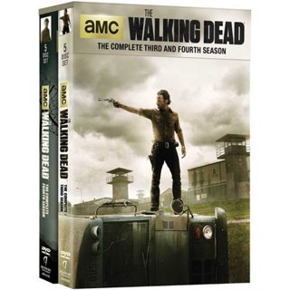 Walking Dead: Season 3 And 4 VUDU SD Instawatch