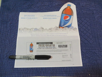 Free Pepsi NEXT 2-L Coupon (#2)