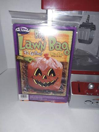 Jack-o'-lantern face Pumpkin bag