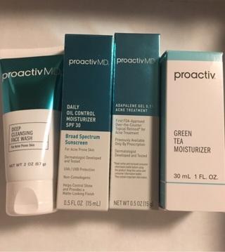 Proactiv / ProactivMD + Bonus Moisturizer