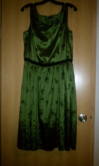 Free: Twilight New Moon Bella Swan Green Birthday Dress ...