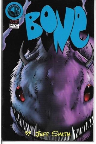 Bone Cartoon Books by Jeff Smith