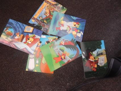 HANNA BARBARA--RANDOM pick Lot of 2 Collectible cards