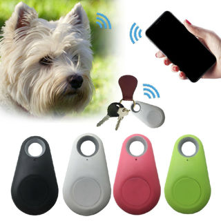 Pets Smart Mini GPS Tracker Anti-Lost Waterproof Bluetooth Tracer For Dog cat