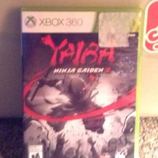 Ninja game for xbox360