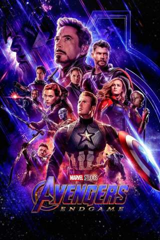 Avengers Endgame HD Code
