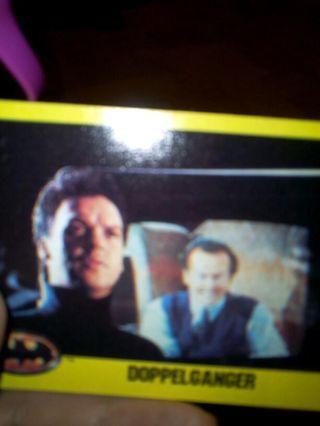 Batman series two card #139