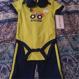 Infant boys 3pc. Outfit