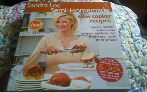 Sandra Lee Semi-Homemade Slow Cooker Recipes