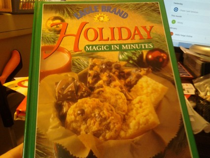 Holiday Magic In Minutes Cookbook