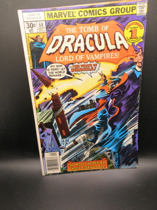 THE TOMB OF DRACULA 60