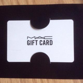 Free Mac Cosmetics Gift Card 34