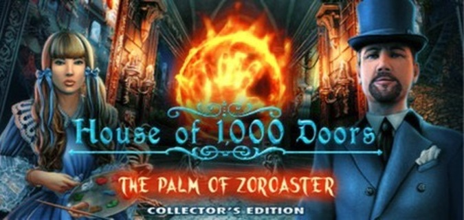 House of 1000 Doors: The Palm of Zoroaster Collector's Edition (Steam Key)