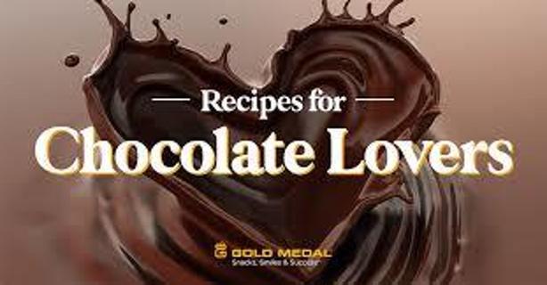 4 chocolate recipes