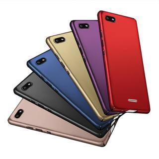 Hard Phone Case For Xiaomi Redmi 6a 6 a Case Cover Matte Slim Bumper For Xiaomi Redmi 6a Case Smar