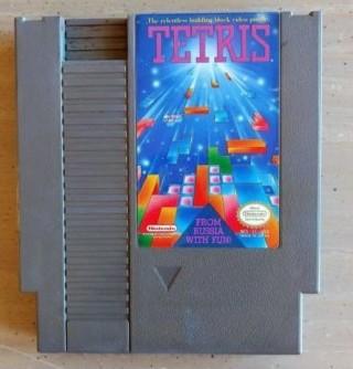 Tetris NES Game
